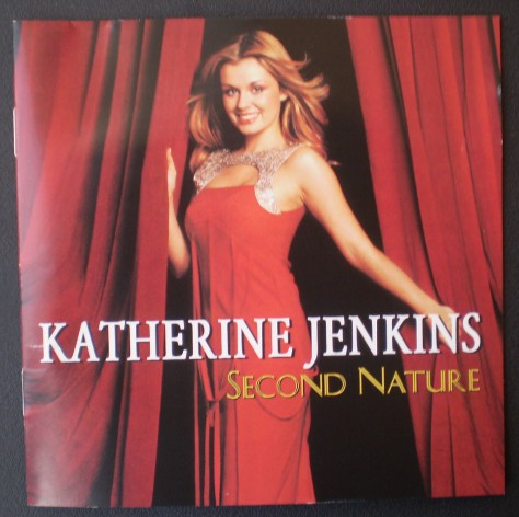 Jenkins, Katherine Second Nature