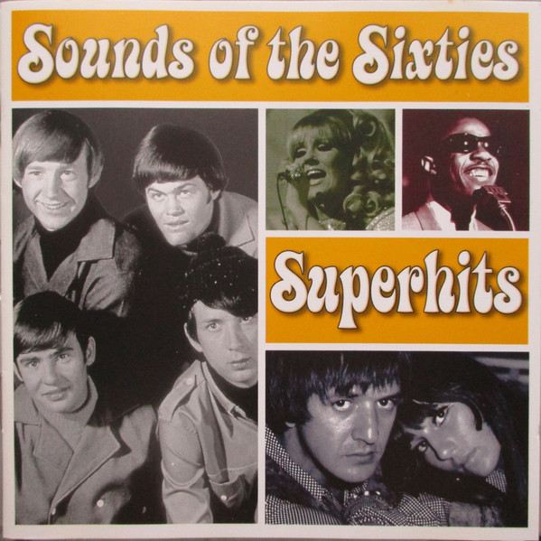 Various Sounds Of The Sixties - Superhits CD