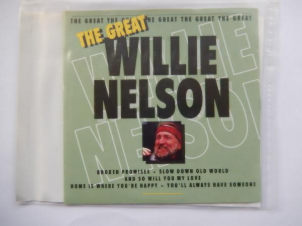 Nelson, Willie The Great Vinyl