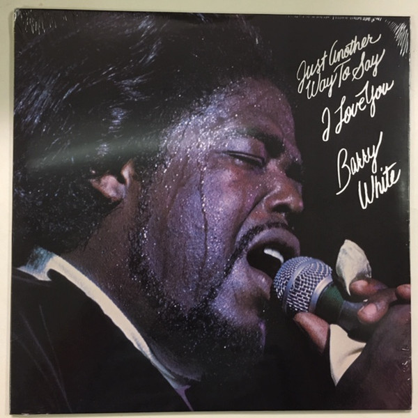 Barry White Just Another Way To Say I Love You Vinyl