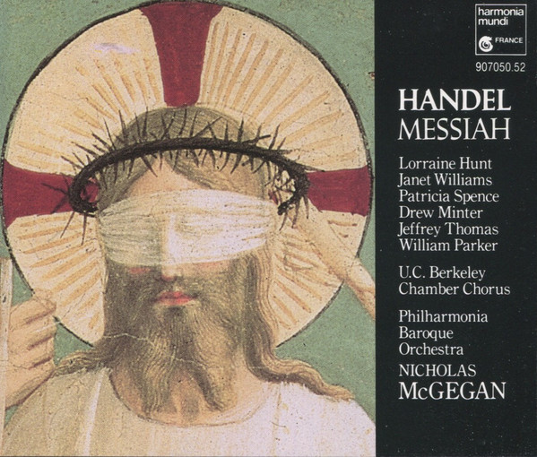 Handel - Nicholas McGegan Messiah