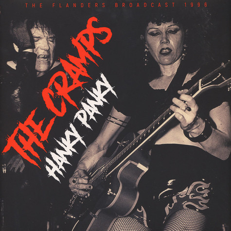 The Cramps Hanky Panky Vinyl