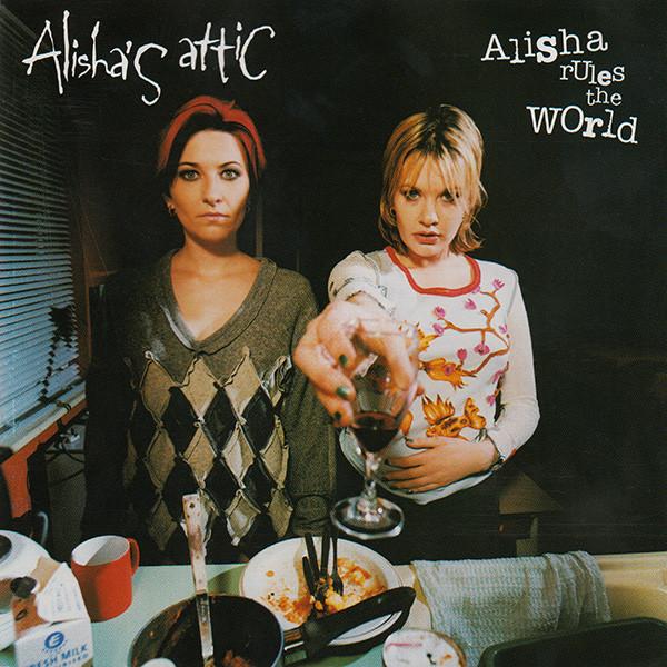 Alisha's Attic Alisha Rules the World CD