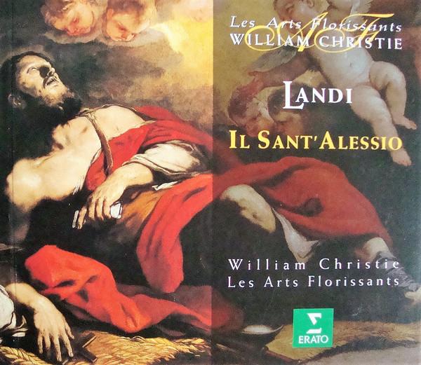 Landi - Les Arts Florissants, William Christie Il Sant' Alessio Vinyl