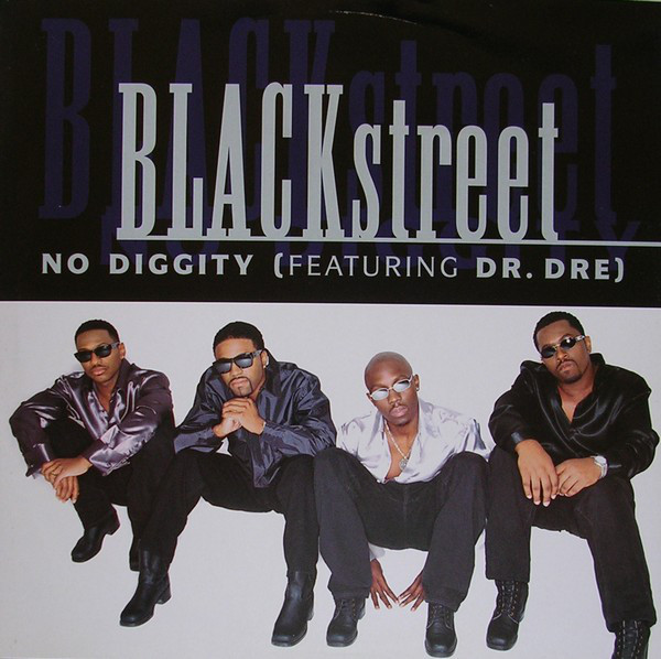 Blackstreet No Diggity Vinyl