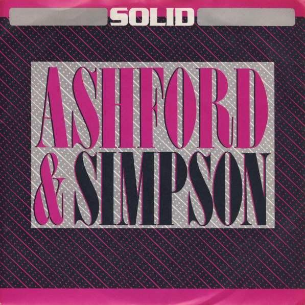 Ashford & Simpson Solid Vinyl