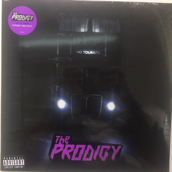 The Prodigy No Tourists Vinyl