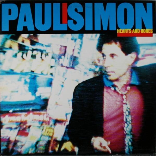 Paul Simon Hearts And Bones Vinyl