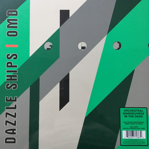 Orchestral Manoeuvers In The Dark Dazzle Ships Vinyl