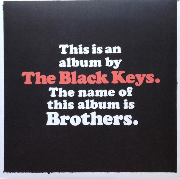 The Black Keys Brothers  Vinyl