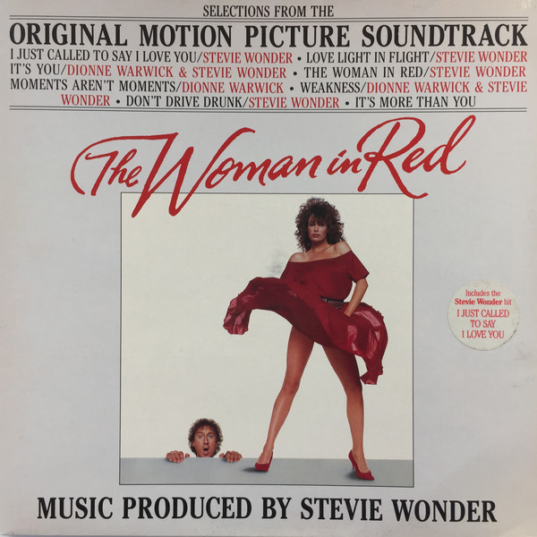 Wonder, Stevie The Woman In Red