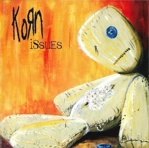 Korn Issues Vinyl