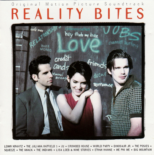 Various Reality Bites: Original Motion Picture Soundtrack