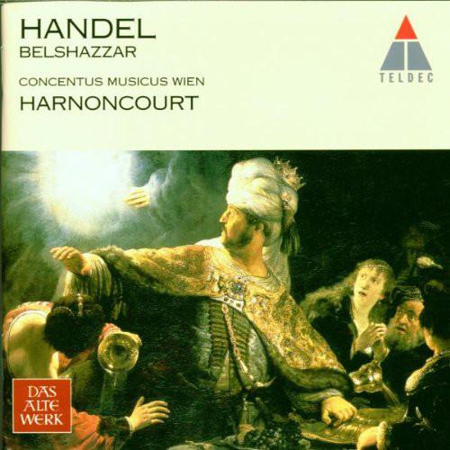 Handel - Concentus Musicus Wien, Harnoncourt Belshazzar Vinyl