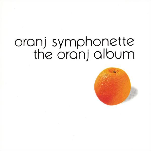 Oranj Symphonette The Oranj Album Vinyl