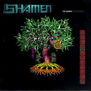 Shamen (The) Axis Mutatis CD