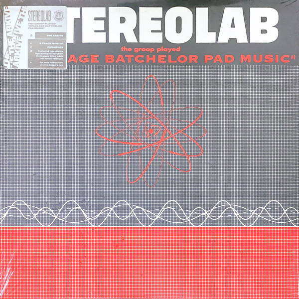 Stereolab The Groop Played