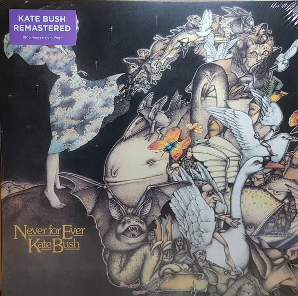 Kate Bush Never For Ever Vinyl