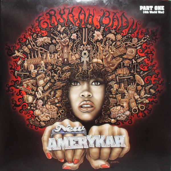 Badu, Erykah New Amerykah -Part One (4th World War)