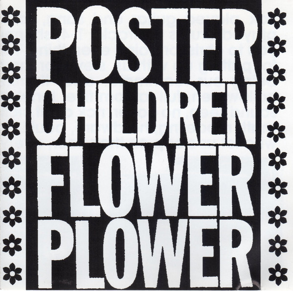 Poster Children Flower Plower