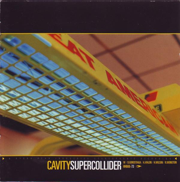 Cavity Supercollider Vinyl