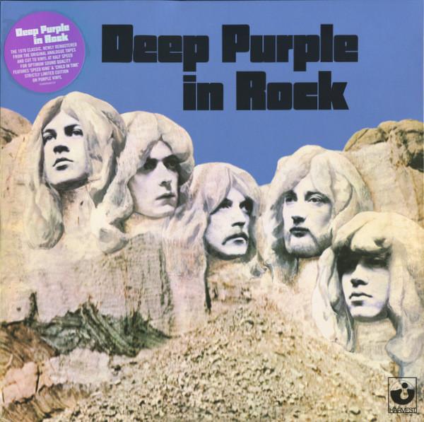 Deep Purple Deep Purple In Rock Vinyl