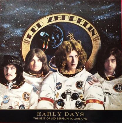 Led Zeppelin Early Days: The Best Of Led Zeppelin Volume One Vinyl
