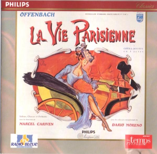 Offenbach - Marcel Cariven, Dario Moreno La Vie Parisienne