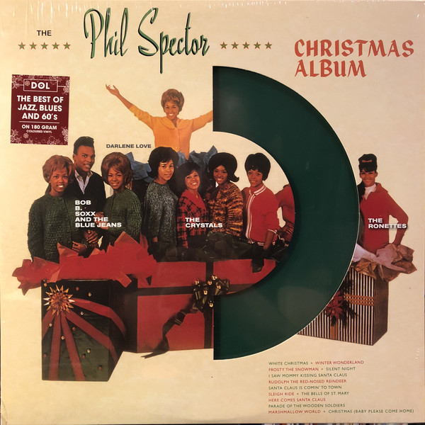 Various The Phil Spector Christmas Album (A Christmas Gift For You) Vinyl