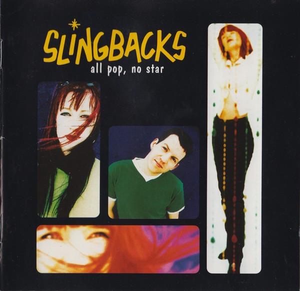 Slingbacks All Pop No Star