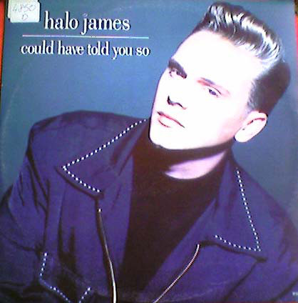 Halo James Could Have Told You So Vinyl