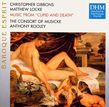 Gibbons - Matthew Locke, The Consort Of Musicke, Anthony Rooley Music From