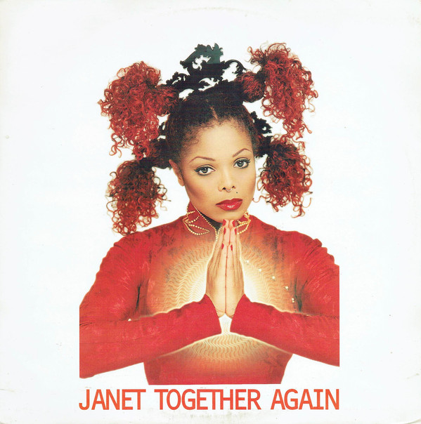 Janet Together Again Vinyl