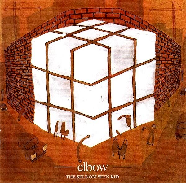 Elbow The Seldom Seen Kid CD