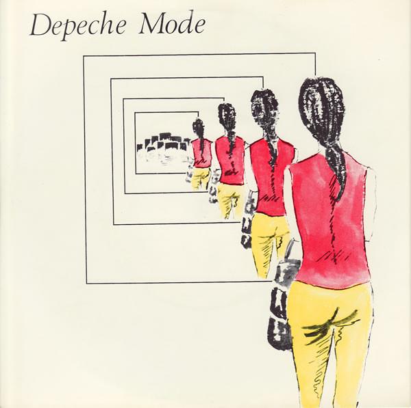 Depeche Mode Dreaming Of Me