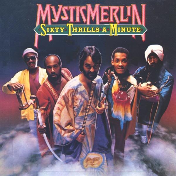 Mystic Merlin Sixty Thrills A Minute Vinyl