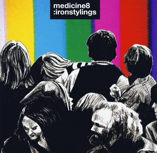 Medicine8 Iron Stylings