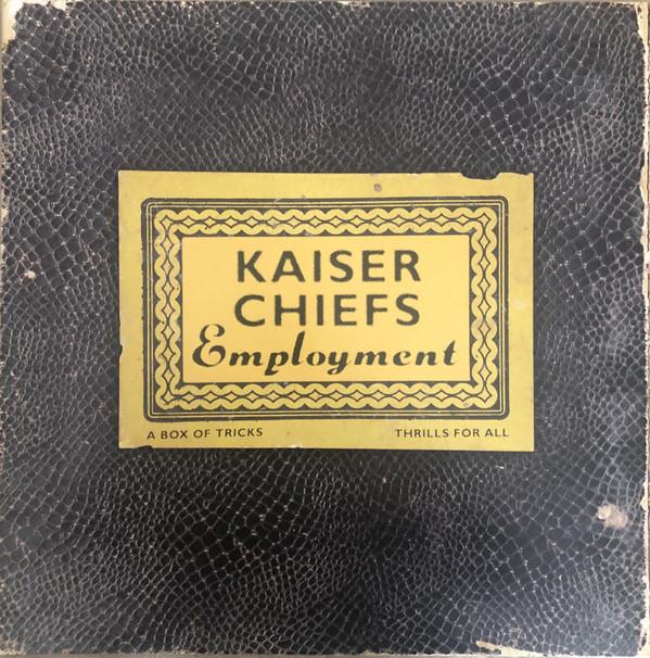 Kaiser Chiefs Employment Vinyl