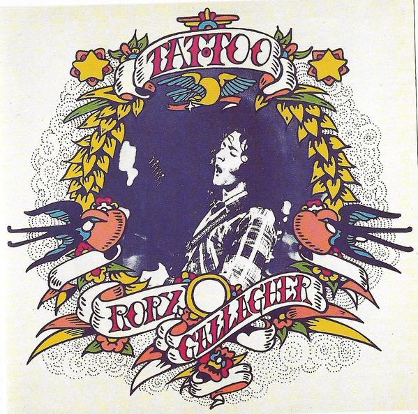 Gallagher, Rory Tattoo CD