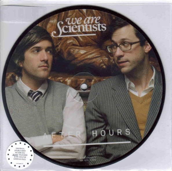 We Are Scientists After Hours Vinyl