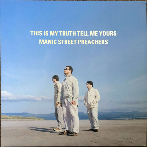 Manic Street Preachers This Is My Truth Tell Me Yours Vinyl