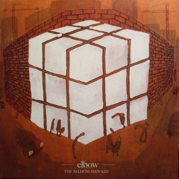 Elbow The Seldom Seen Kid Vinyl