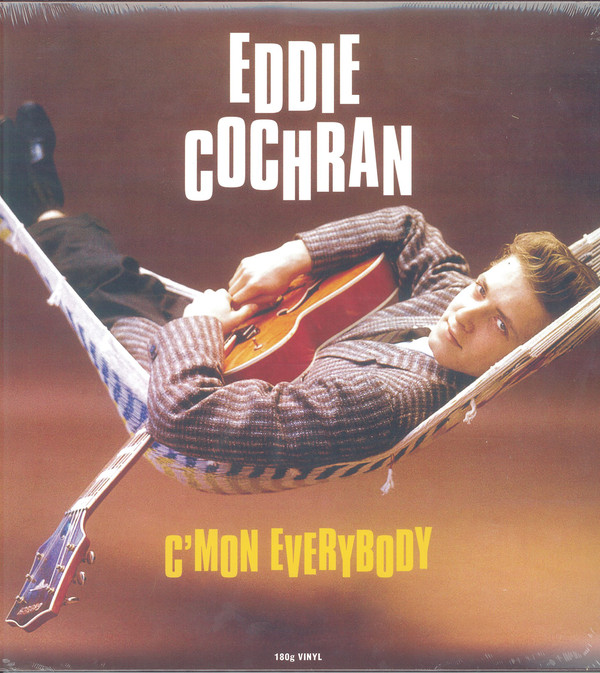 Cochran, Eddie C'mon Everybody