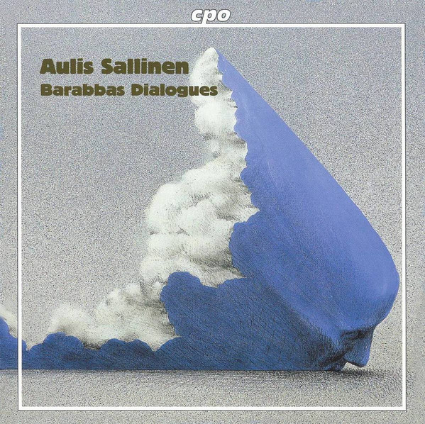 Sallinen - Ralf Gothoni Barabbas Dialogues Vinyl
