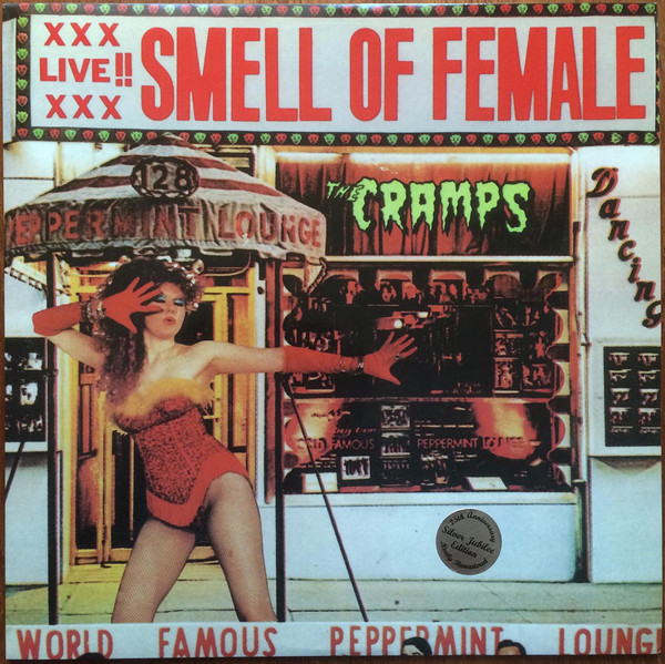 The Cramps Smell Of Female Vinyl