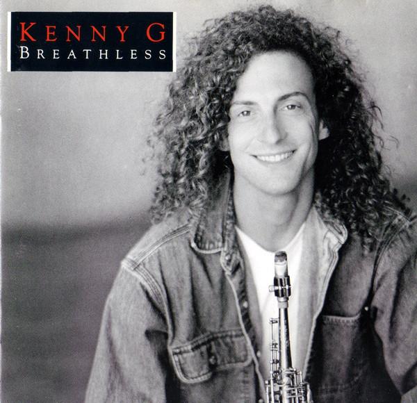 Kenny G Breathless Vinyl