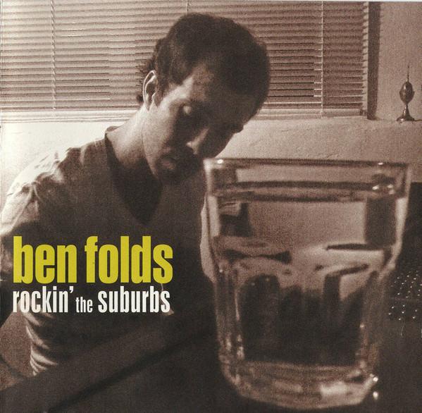 Folds, Ben Rockin The Suburbs