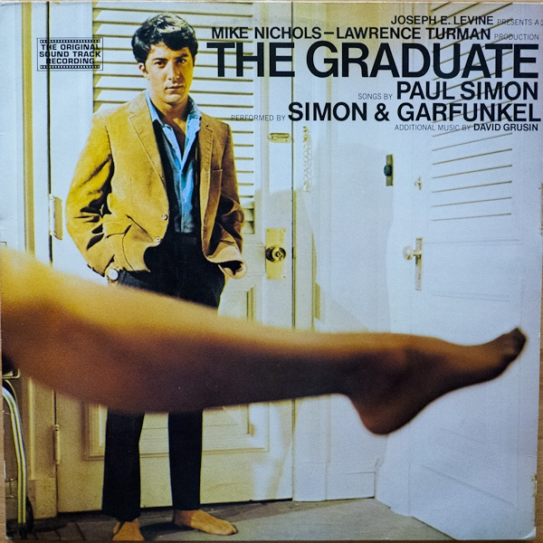 Simon And Garfunkel / David Grusin The Graduate Vinyl