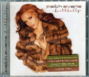 Evans, Faith Faithfully Vinyl