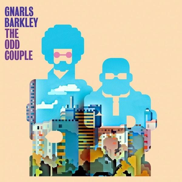 Barkley, Gnarls The Odd Couple Vinyl